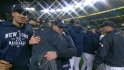 Yankees clinch AL East
