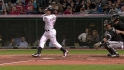 Asdrubal&#039;s three-run homer