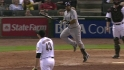 Rosario's three-run blast