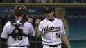 Melancon slams the door