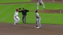 Bourn's 57th stolen base