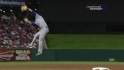 LeMahieu&#039;s leaping catch