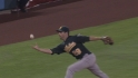 Sizemore&#039;s nice play