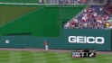 Ankiel&#039;s nice catch