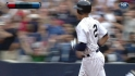 Jeter's three-run shot