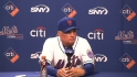 Collins on Dickey, win