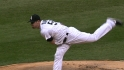Danks&#039; eight strikeouts
