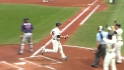 Chisenhall&#039;s two-run single