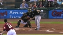 Field&#039;s RBI single
