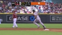 Beltran&#039;s solo homer