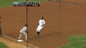 Adrian throws out Montero