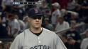 Papelbon escapes a jam