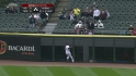 Rios&#039; nice catch