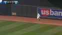 Cuddyer's running catch