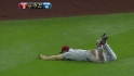 Heisey&#039;s nice catch