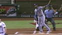 Kemp's three-run blast