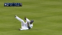Maybin&#039;s great grab