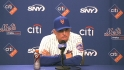 Collins on Mets&#039; 6-5 loss