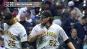 Hanrahan&#039;s 40th save
