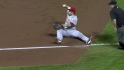 Votto's sliding stop