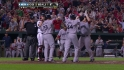 Lavarnway's three-run shot