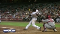 Paredes&#039; two-run triple
