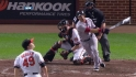 Scutaro's two-run homer