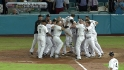 Petersen's walk-off homer