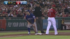 Kinsler's steal earns him the 30/30 club