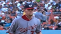 Strasburg&#039;s flashy start