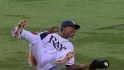 Upton&#039;s diving catch