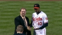 Jones honored by Orioles