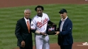 Vlad honored for hit record