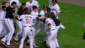 Andino&#039;s walk-off single