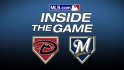 Inside the Game: D-backs-Brewers