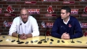 Epstein and Francona on Red Sox