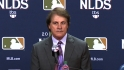 La Russa, Lohse on NLDS