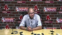Francona on leaving the Red Sox