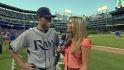 Moore discusses stellar outing