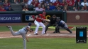 Hamilton&#039;s bunt groundout