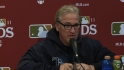 Maddon discusses Moore's outing