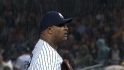 Yankees on suspended ALDS Game 1