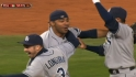 Rays move on to 2008 ALCS