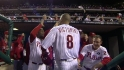 Phillies' five-run sixth