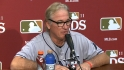 Maddon on Shields, loss