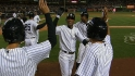 Cano on big night, win