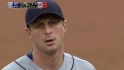 Scherzer works out of trouble