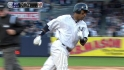 Granderson&#039;s solo shot