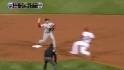 Carpenter induces double play