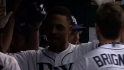 Jennings&#039; two homers
